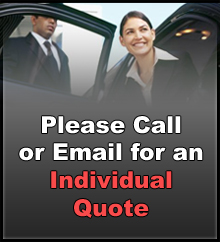 Chauffeur hire quote